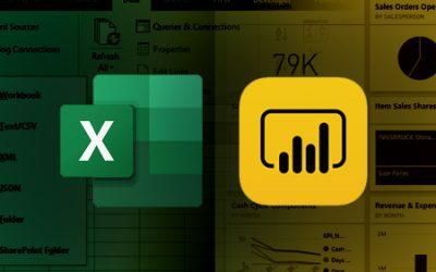E125 Excel: Power BI