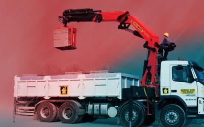 C273 Operadores de pluma sobre camión. Manejo y prevención