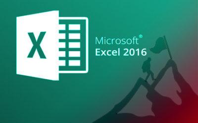 E821 Excel 2016 Expertos