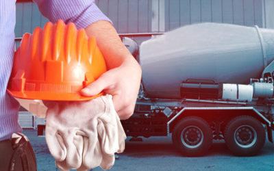 H353 Control y seguridad de la actividad del camión hormigonera.