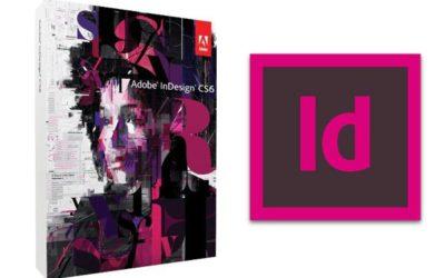 E385 Adobe Indesign CC